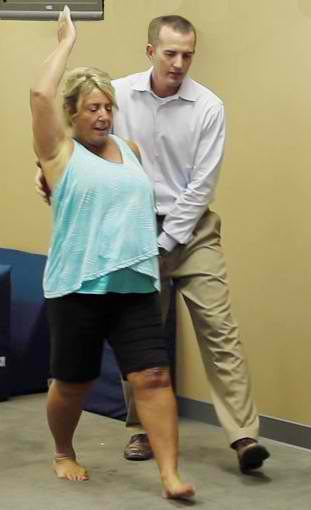 LSVT BIG therapy for parkinson's disease