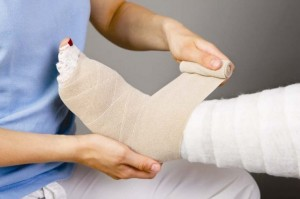venous insufficiency bandaging