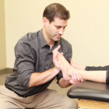 Progressive Physical Therapy Ankle Mobilization