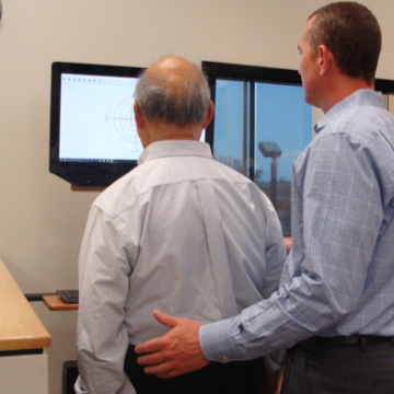 computerized balance testing and training